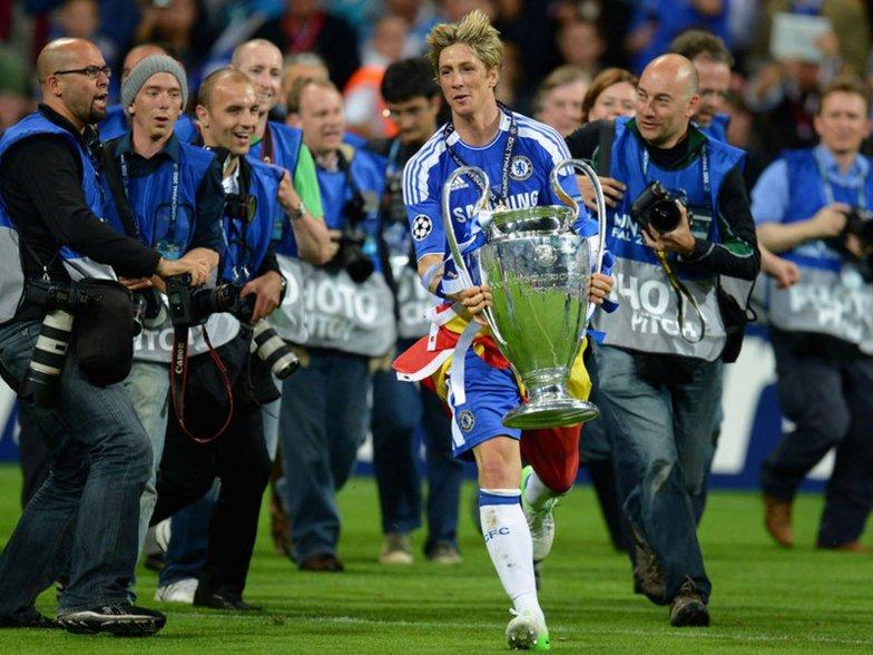 Torres vs Bayern Munich
