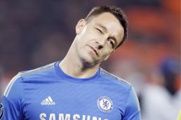 Chelsea's+John+Terry+before+the+match