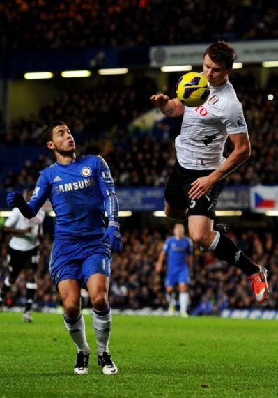 Chelsea 0 Fulham 0 (6)