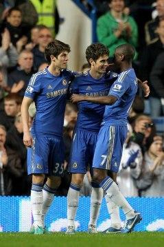 Chelsea 8 Aston Villa 0 (31)