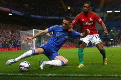 Chelsea 0 Swansea 2 (2)