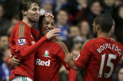 Chelsea 0 Swansea 2 (5)