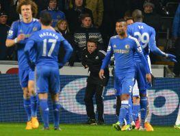 Swansea 0 Chelsea 0 (14)