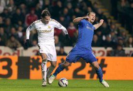 Swansea 0 Chelsea 0 (4)