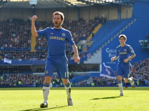 Chelsea 4 Brentford 0 (1)
