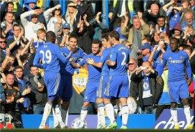 Chelsea 4 Brentford 0 (19)