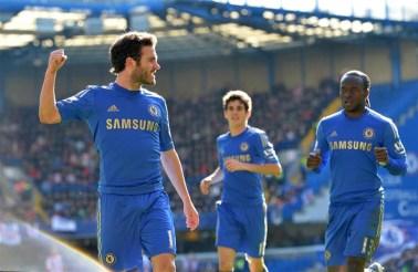 Chelsea 4 Brentford 0 (7)