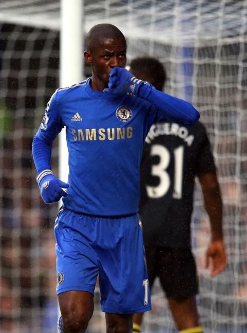 Chelsea 4 Wigan 1 (17)