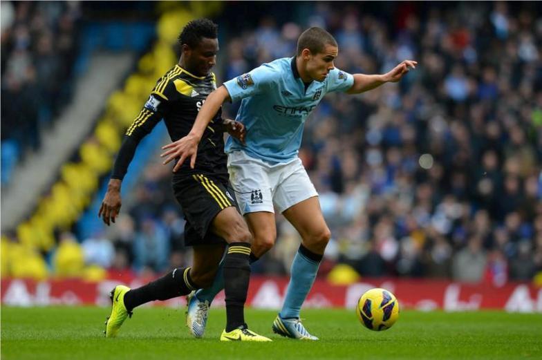 Manchester City 2 Chelsea 0 (13)