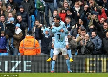 Manchester City 2 Chelsea 0 (2)