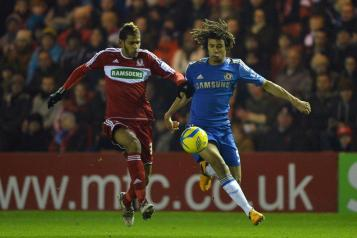 Middlesbrough 0 Chelsea 2 (8)