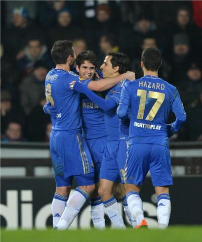 Sparta Prague 0 Chelsea 1 (29)