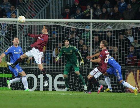 Sparta Prague 0 Chelsea 1 (3)