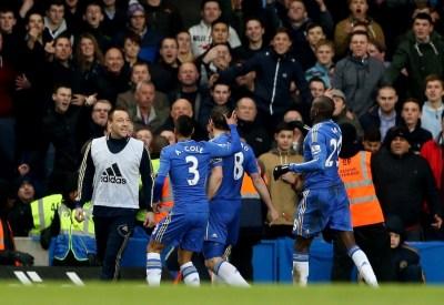 Chelsea 2 West Ham 0 (16)
