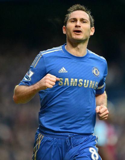 Chelsea 2 West Ham 0 (30)