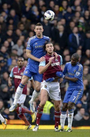 Chelsea 2 West Ham 0 (32)