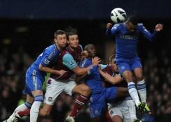 Chelsea 2 West Ham 0 (4)