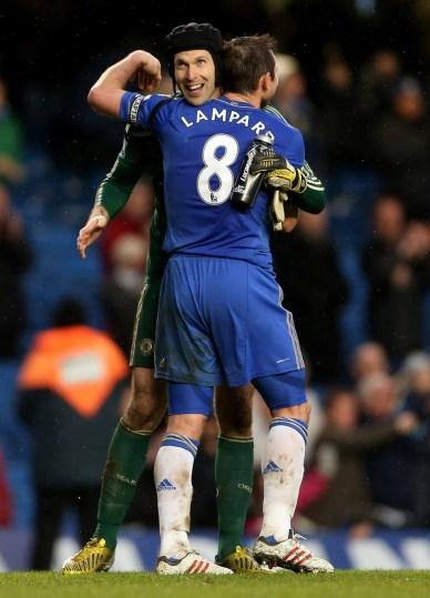 Chelsea 2 West Ham 0 (5)