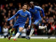 Chelsea 2 West Ham 0 (9)