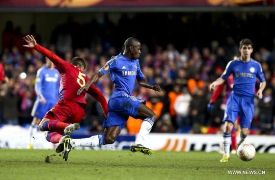 Chelsea 3 Steaua Bucharest 1 (27)