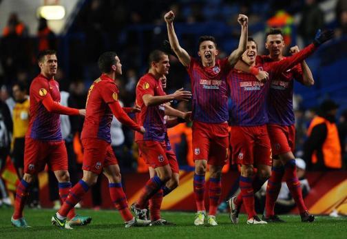 Chelsea 3 Steaua Bucharest 1 (5)