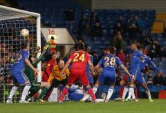 Chelsea 3 Steaua Bucharest 1 (7)