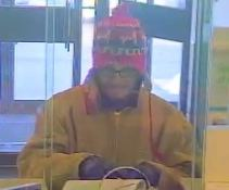 Citizen's Bank Robbery Suspect