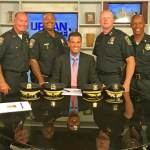 Chief Kyes Appears on WHDH's Urban Update