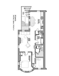 26 Tudor St 2nd floor