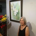 """The Colors of Fall"" exhibit featuring the paintings of Maria Pilar ""Nena"" Fall"