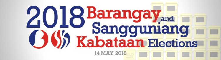 2018 Barangay and Sangguniang Kabataan Elections. Credits to philnews.ph