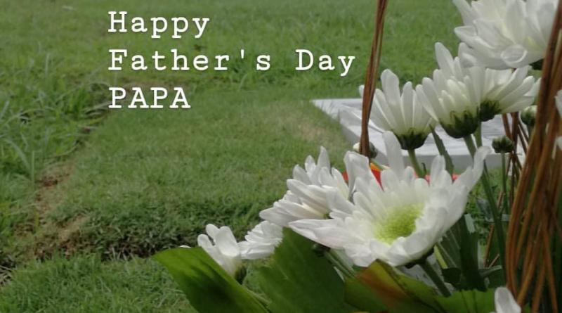 Happy Father's Day - Our Fathers In Heaven Deserve A Greeting, Too!