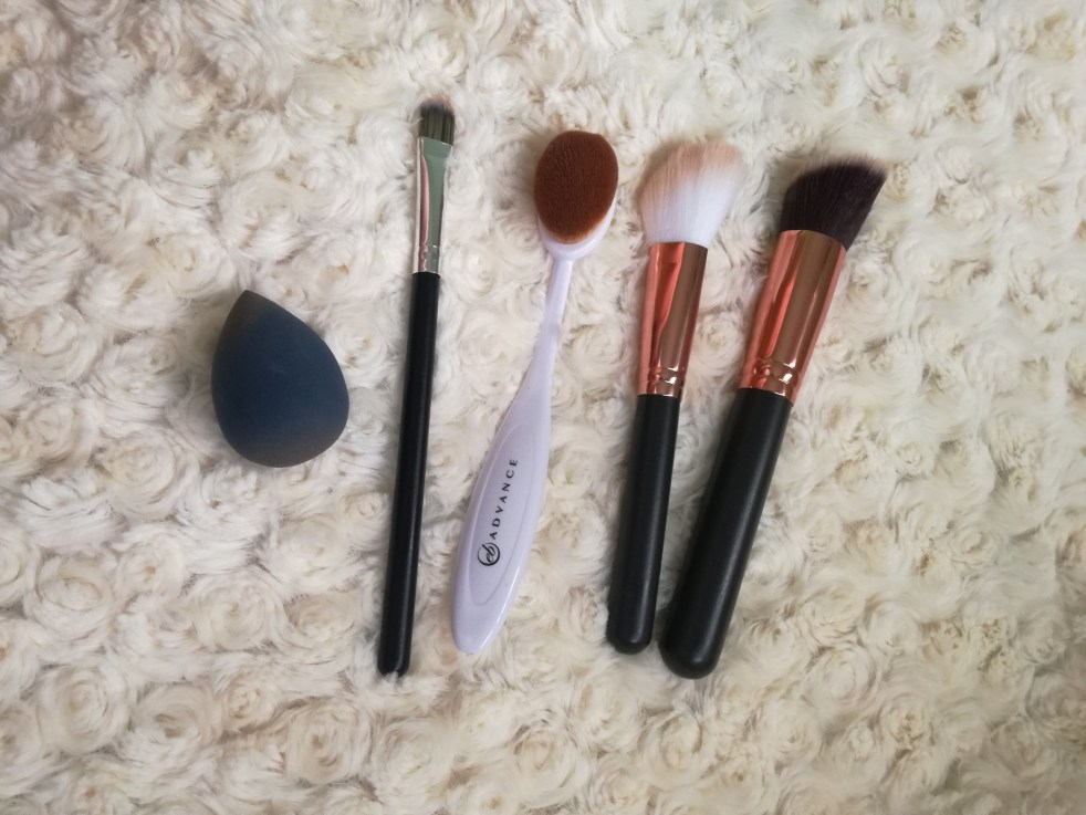 Brushes for Daily Makeup