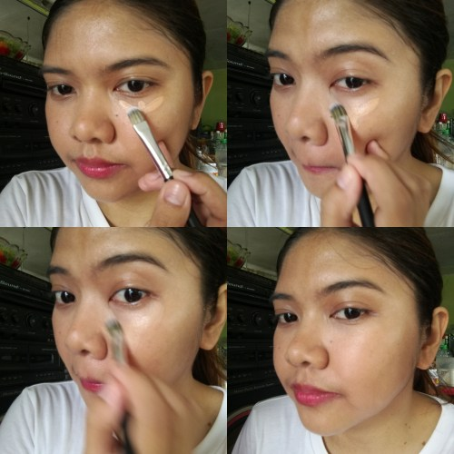Conceal the dark circles