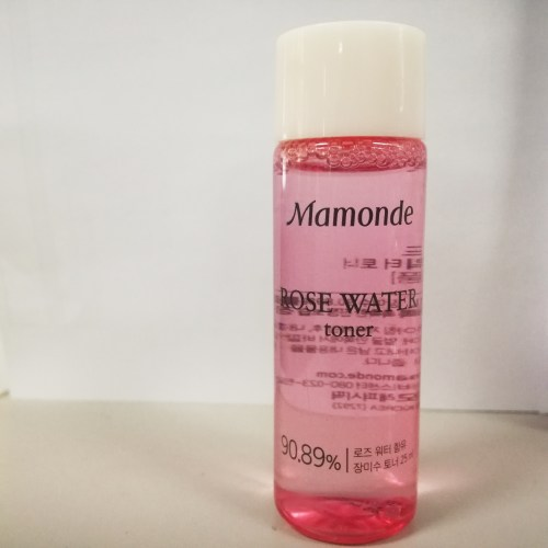 Mamonde Rose Water Toner (sample size)