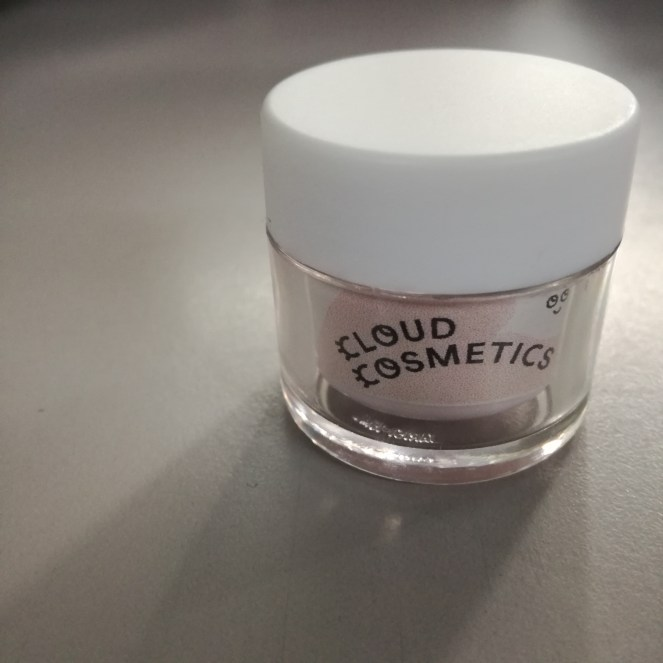 Cloud Cosmetics Lip Scrub
