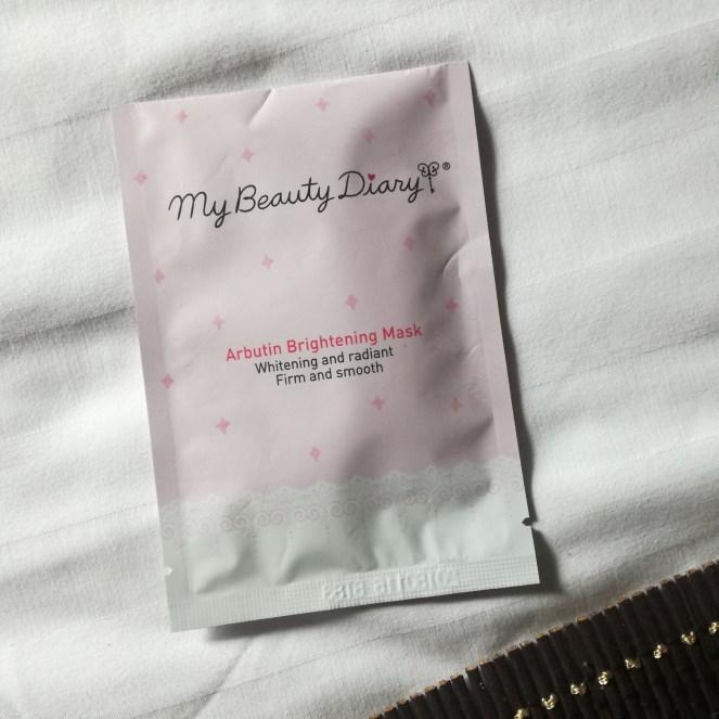 My Beauty Diary Arbutin Brightening Mask