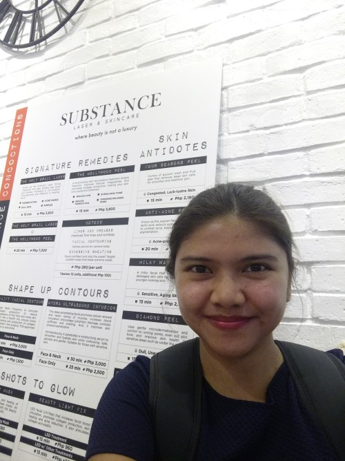 My The Holy Grail Laser Treatment (Q-Switch Laser Toning Treatment) at Substance Laser & Skincare
