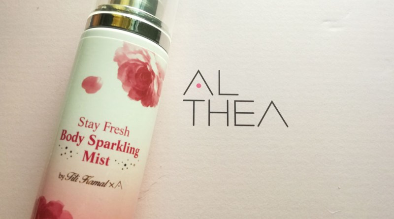 Stay Fresh Body Sparkling Mist