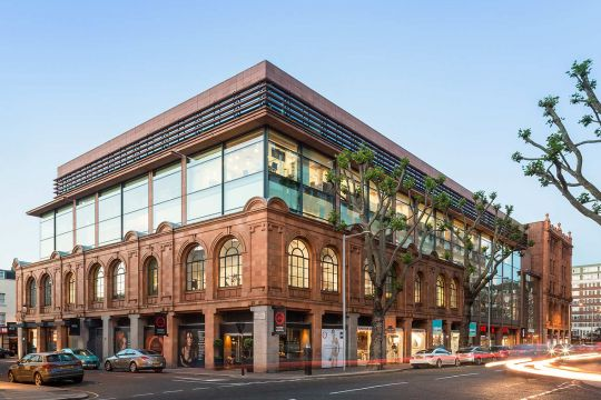 The Chelsea Society | 60 Sloane Avenue redevelopment (former Harrods car  showroom)