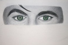 A study in eyes part 1