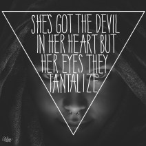 """Devil in Her Heart"" - Day 26/365"
