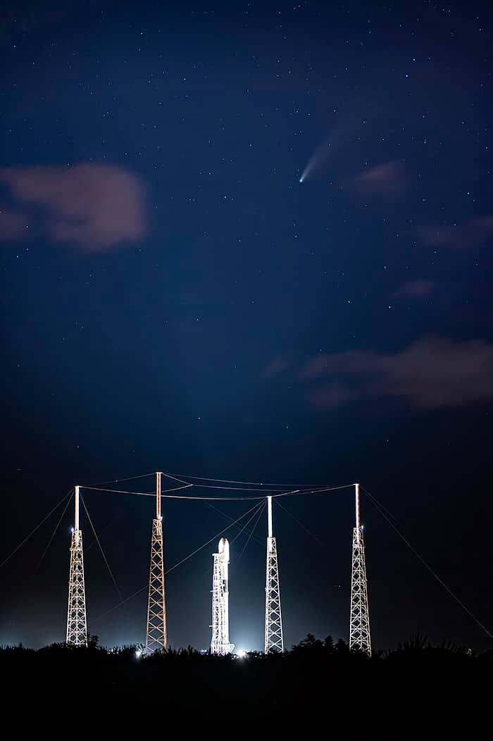 ben_cooper_comet_NEOWISE_over_falcon_9