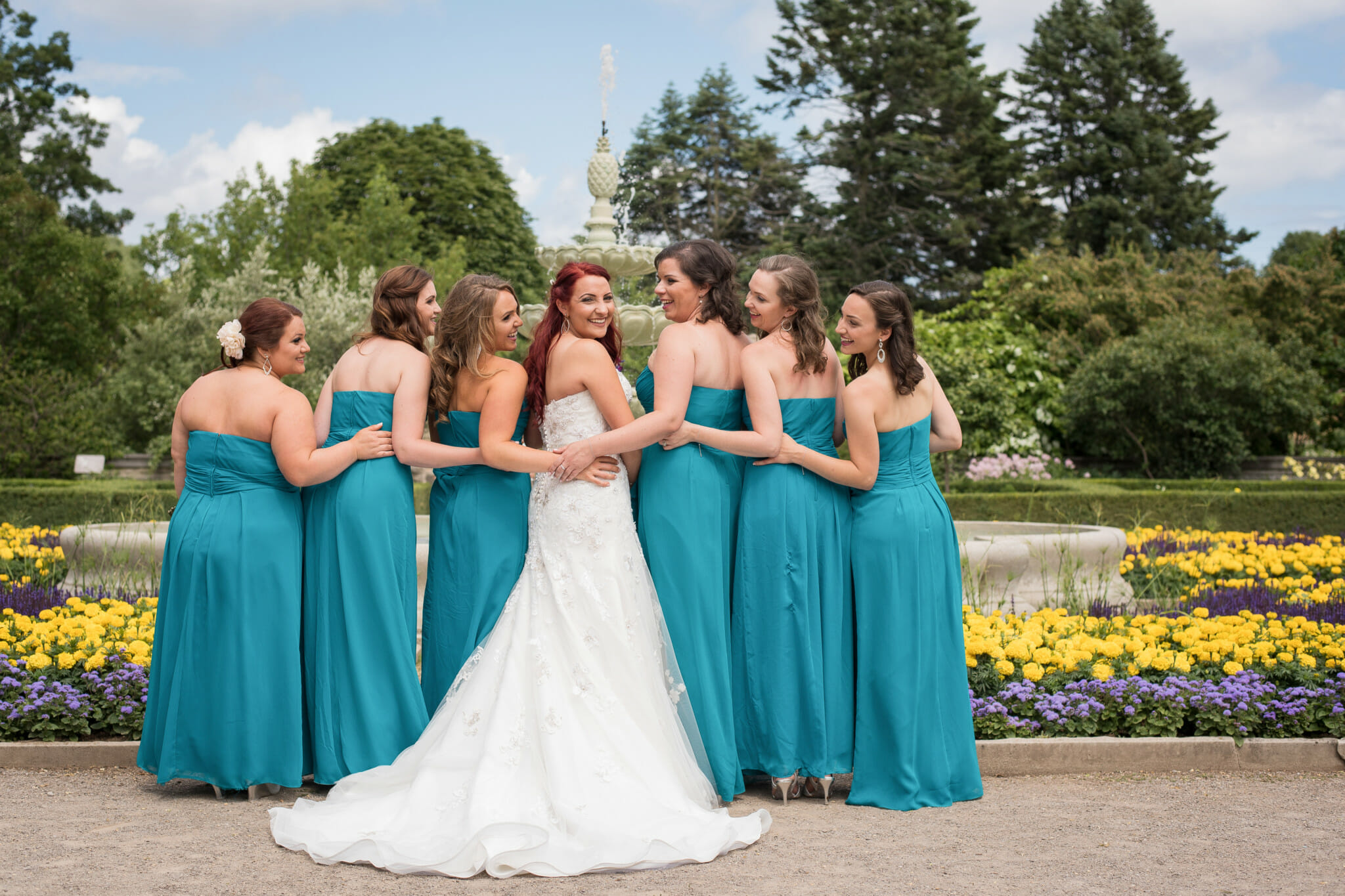 royal botanical gardens burlington wedding