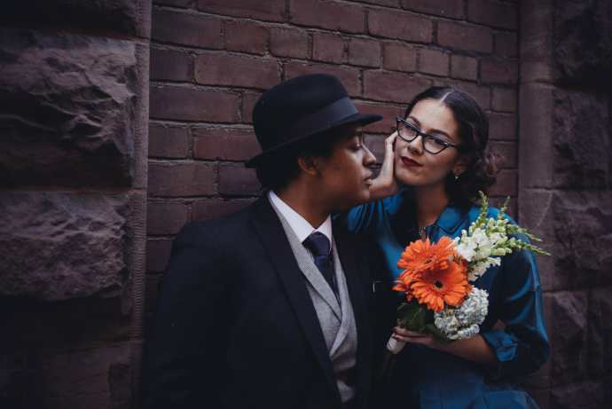 toronto city hall wedding elopement