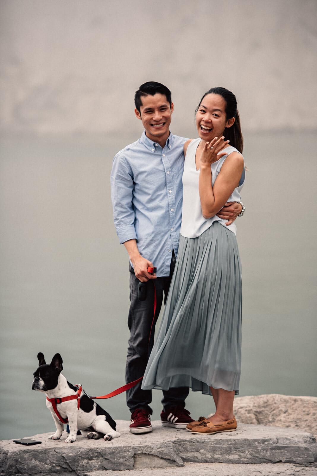 toronto proposal photographer