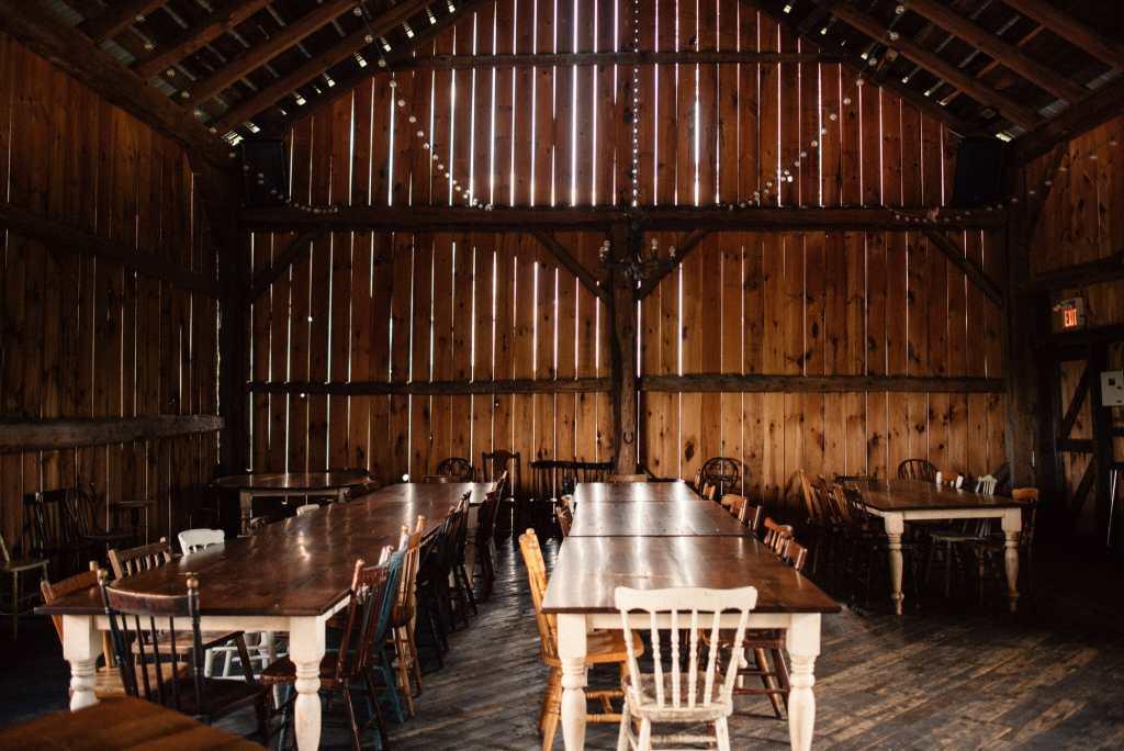 century barn wedding reception venue kawarthas