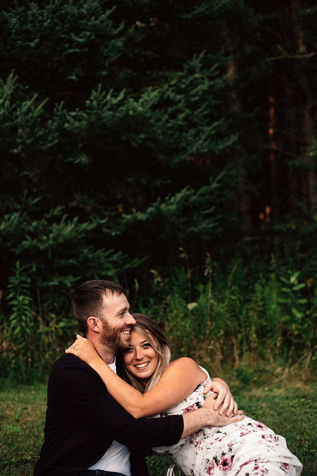 engagement photos by chelsey cunningham photography
