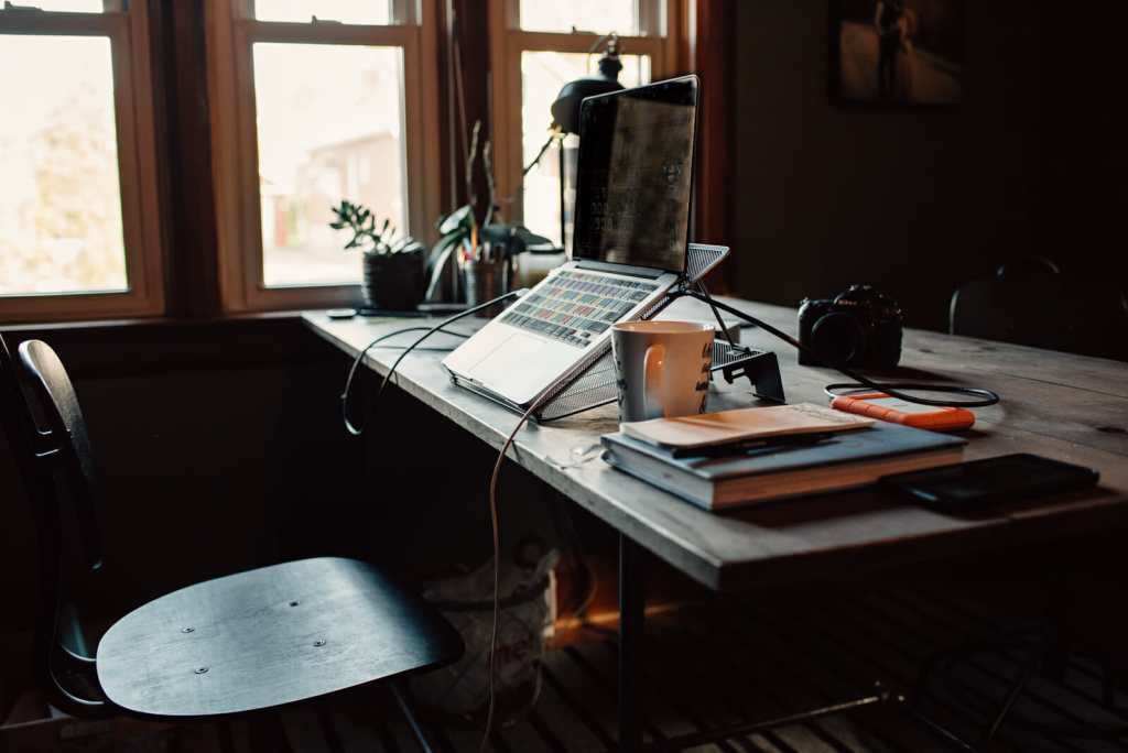 how to be productive when working at home