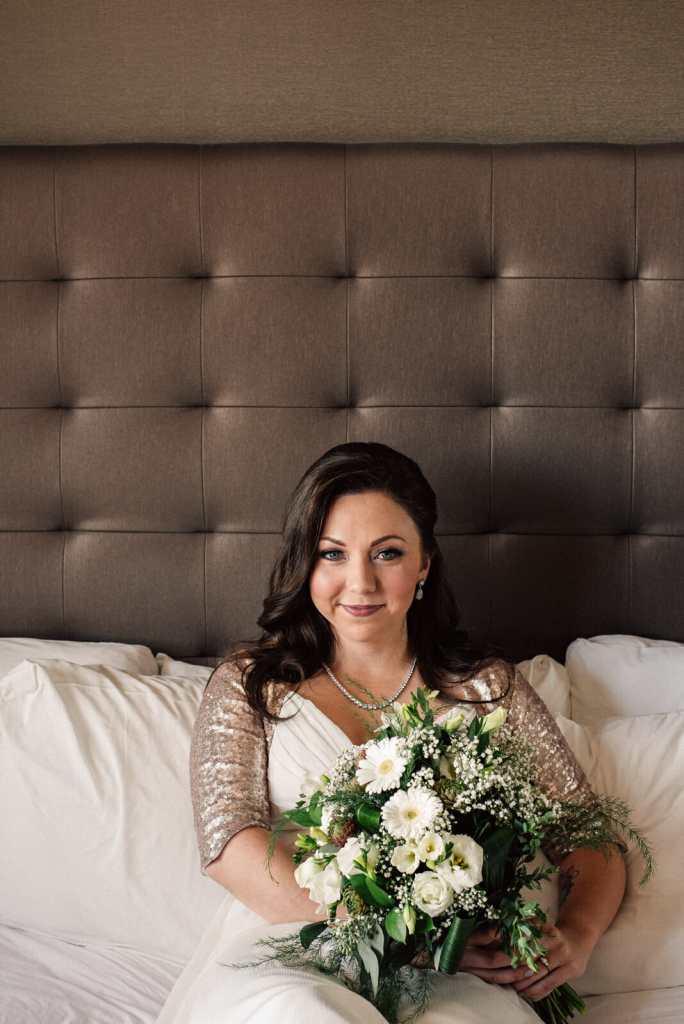 bridal portraits at nottawasaga inn resort